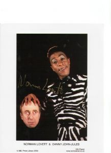 "Norman Lovette ""Holly"" (Red Dwarf) #3"